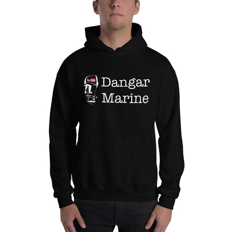Dangar Marine Hooded Sweatshirt