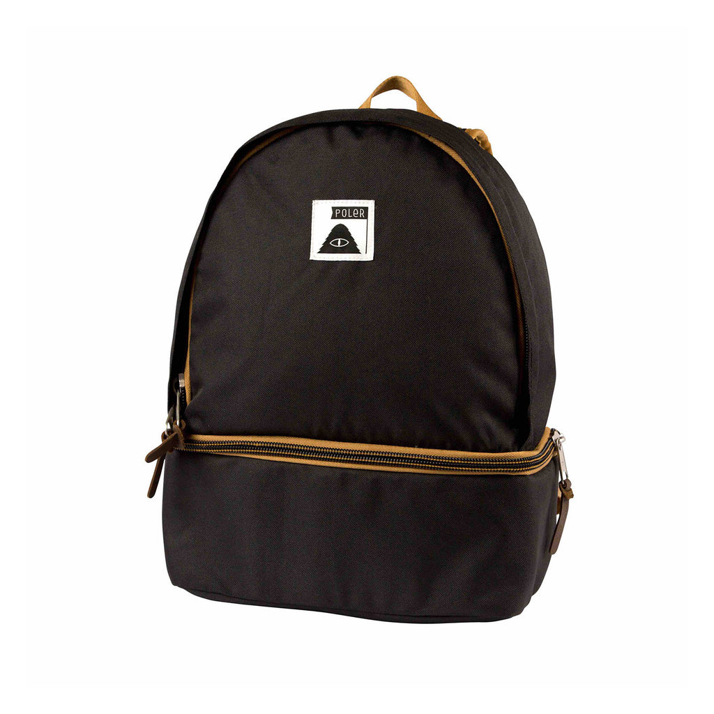 Poler Wildwood Backpack - Black