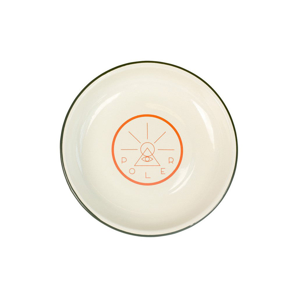 Poler Golden Circle Enamel Plate