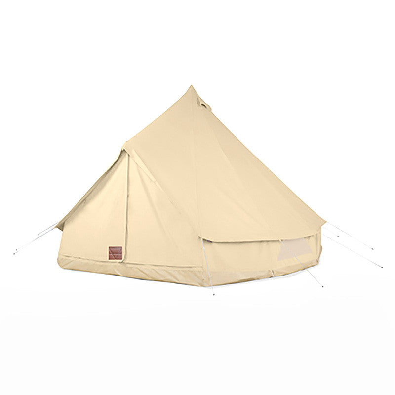 The Seek Society The Londonderry 4m Canvas Bell Tent