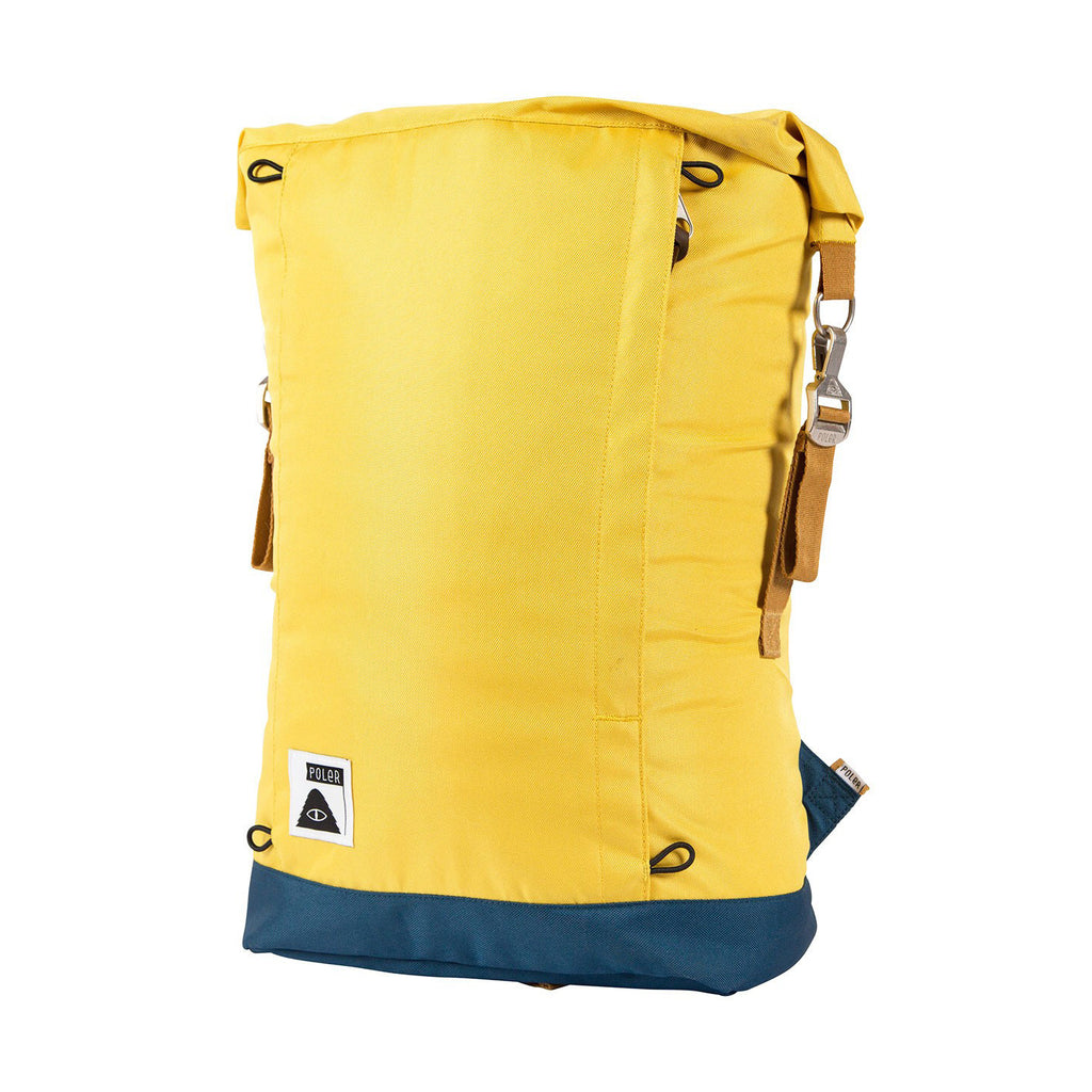 Poller Rolltop Backpack - Golden Rod