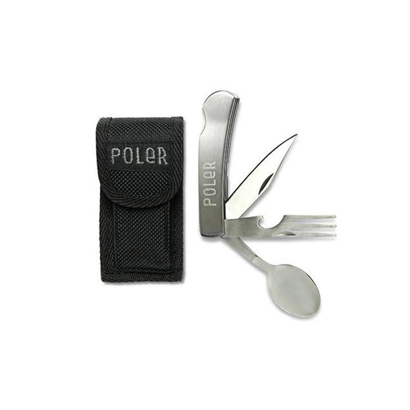 Poler Furry Font Hobo Knife