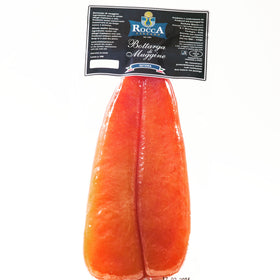 Rocca Bottarga Primum from Sardinia Italy (Dried Mullet Roe) 3.6 ~ 4.5 Oz - Duke's Gourmet