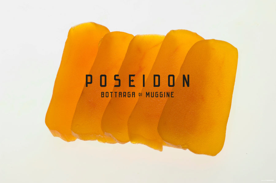 Poseidon Bottarga Superfood Of The Mediterranean From Sardinia