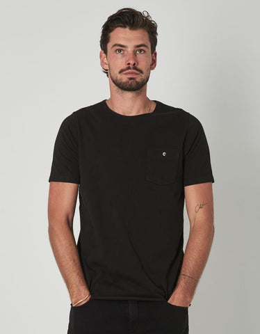 Dega Merch Fit Tee Black