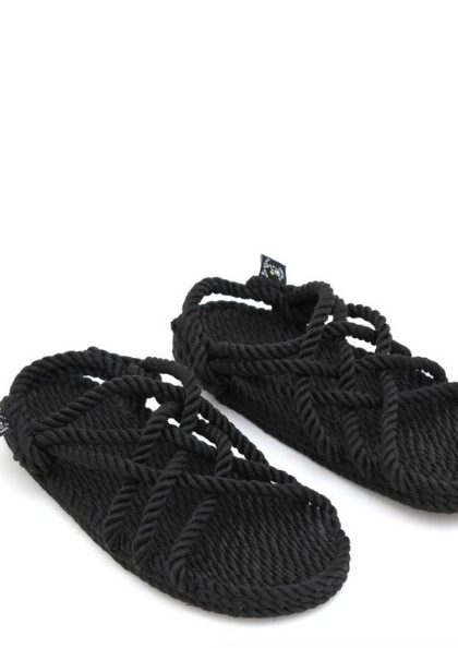 JC Sandal Black