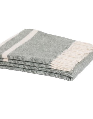 Raglan Throw Forest