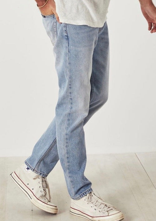 Rollas Relaxo Relaxed Fit Jeans Original Stone