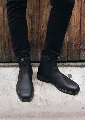 Break Through Boot Black