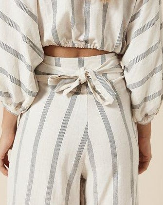 Sienna Culottes Off White