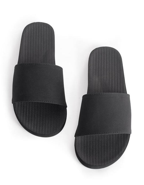Indosole Essentials Slide Mens Black
