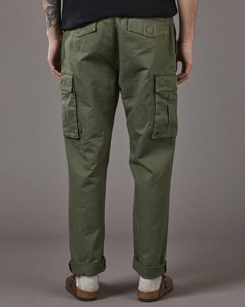 Dock Cargo Pants Khaki