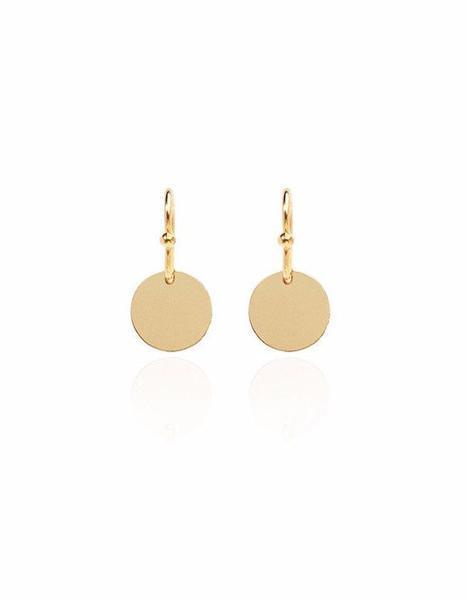 Charlotte Penman Altea Earrings Gold