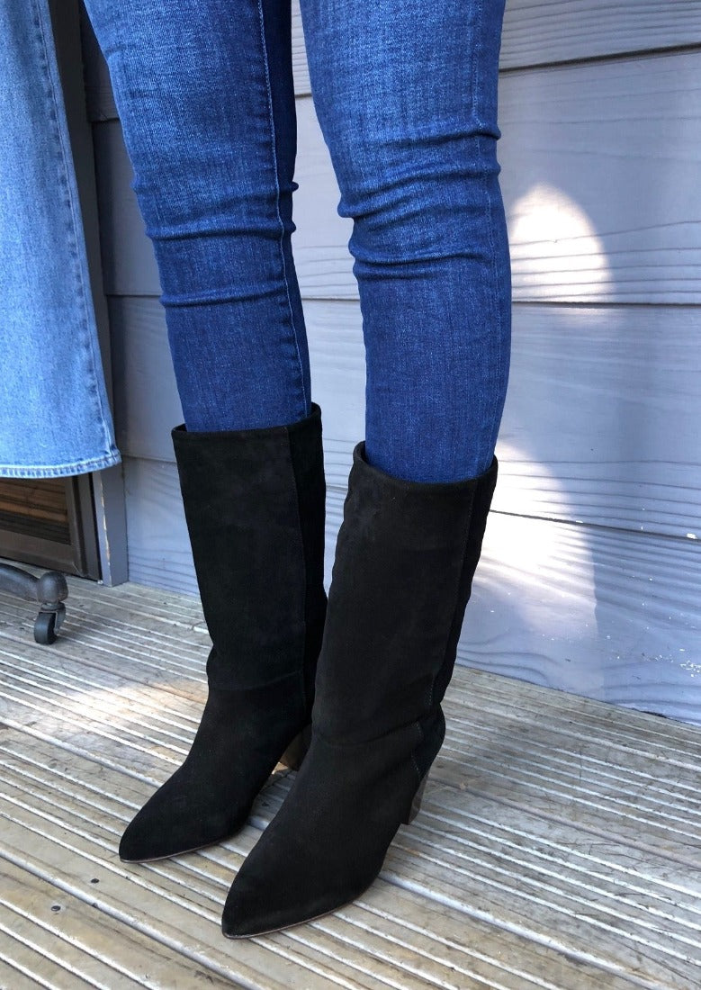 Ofelia Boot Black