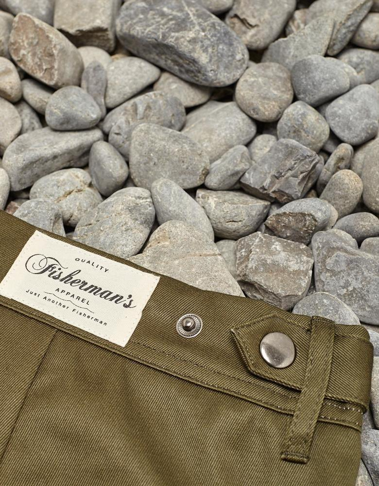 Breakwater Chino Shorts Green