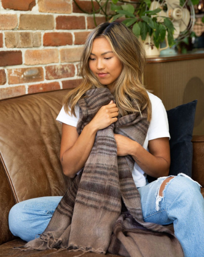 Hobo & Hatch Scarf Country