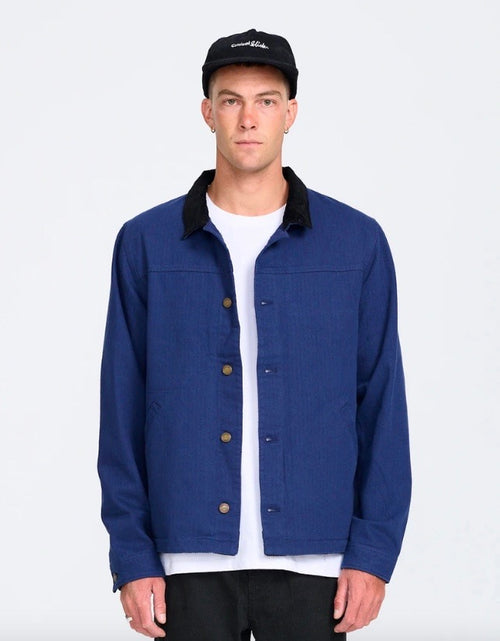 TCSS Los Captain Jacket Blue