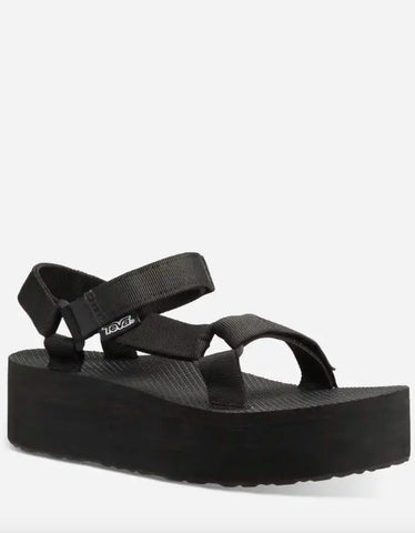 Cherry Sauvage Sandal Black