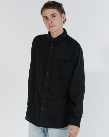 Brother Pocket Tee Black