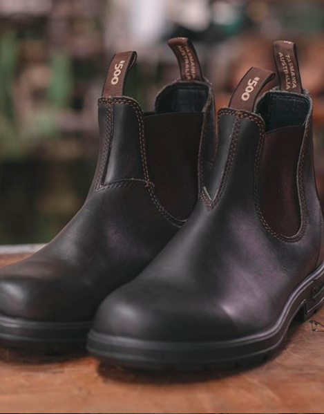 500 Boot Stout Brown MENS