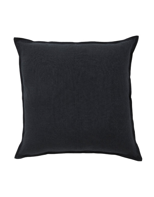 Linen Cosmo Cushion Shadow