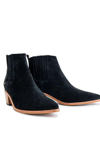 Linn Oxide Boot Black