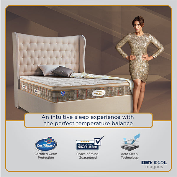 Dry Cool Magnus Mattress