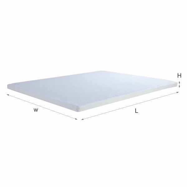 Viscofill Mattress Topper