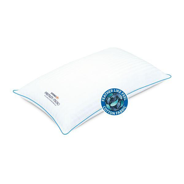 Springfit Premium Micro Pillow Pillows 17X27