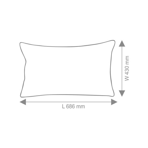 Springfit Silico Pillow Pillows 17X27