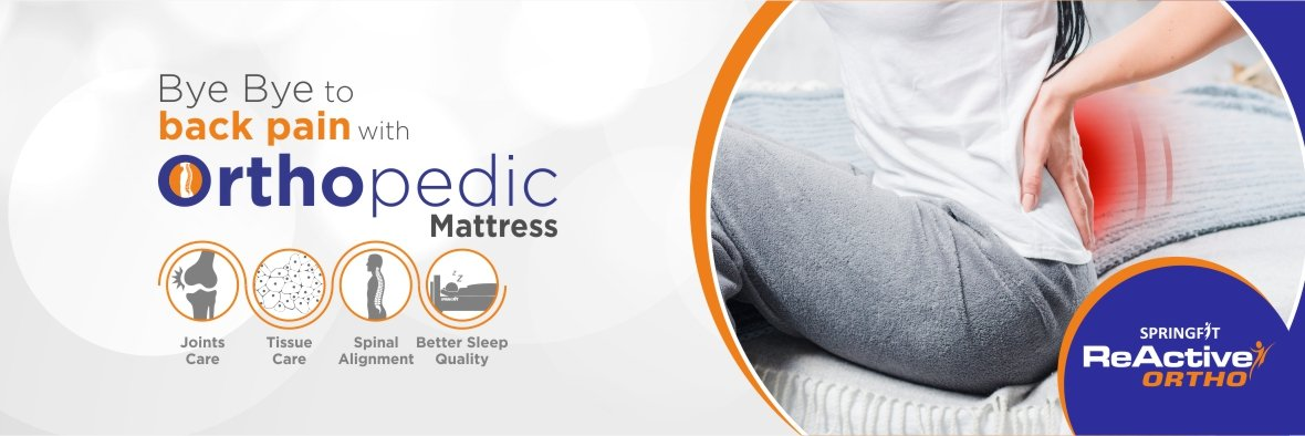 Queen Size Mattress | King Size Mattress - Springfit Club Class Collection