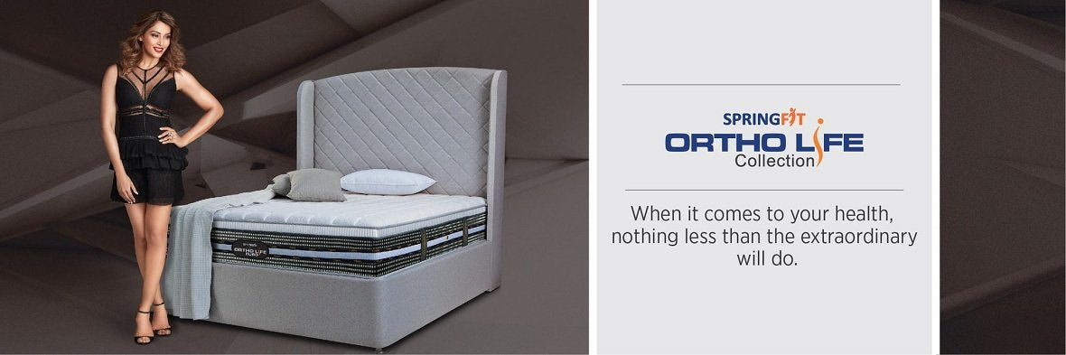 King Size Mattress | India's Best Orthopedic Mattress Online at best Price - Springfit Mattress