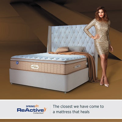 Springfit Mattress Reactive Collection - Springfit Mattress