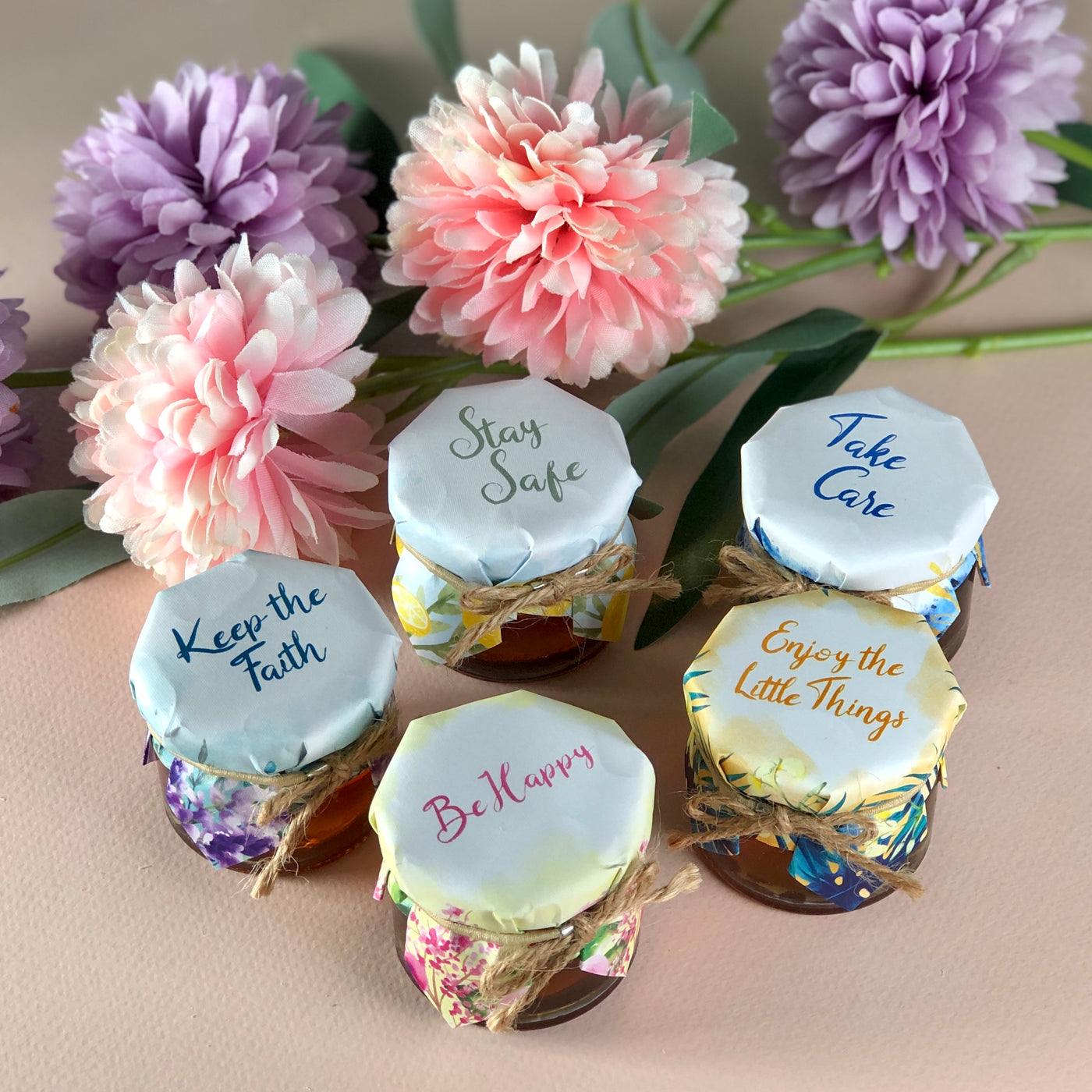 Personalised & Unique Honey Favours for All Occasions!
