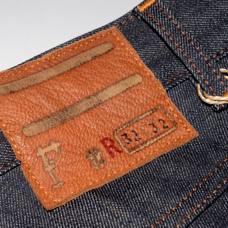 FALLOW 'REGULAR' 9 RIVET JEAN