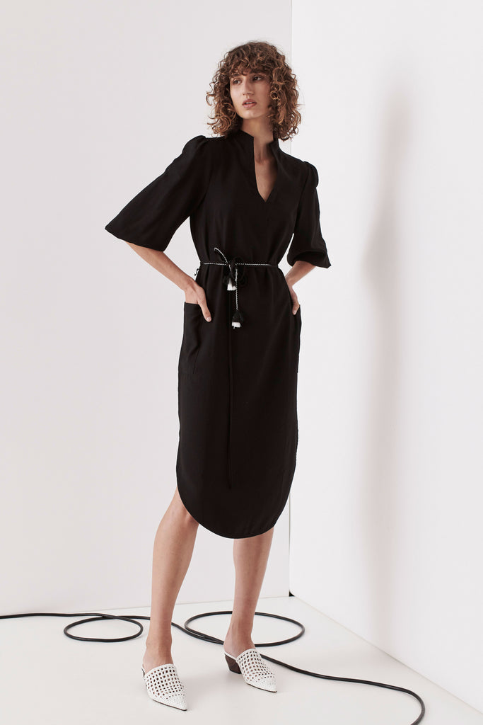 Hawthorn Dress - Black
