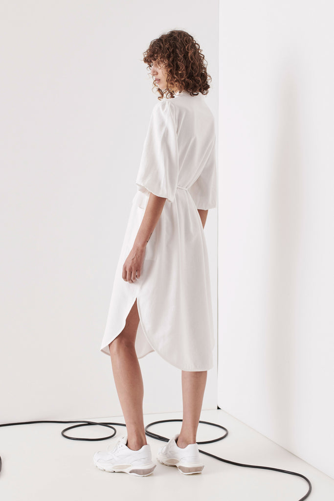 Hawthorn Dress - White