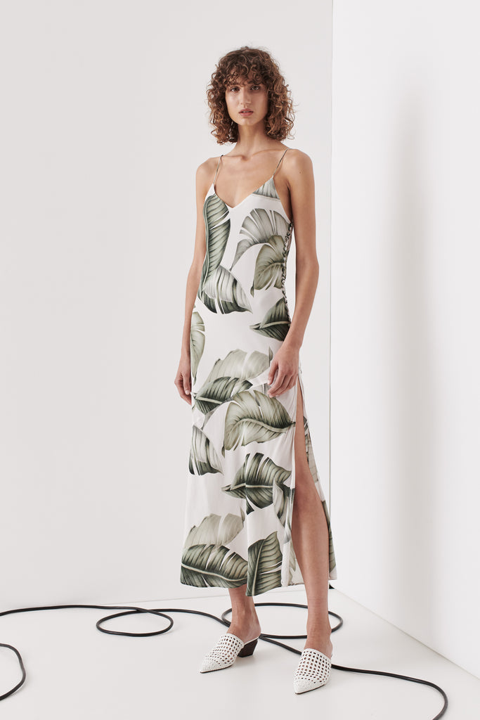 Malvern Dress - Malvern Fern