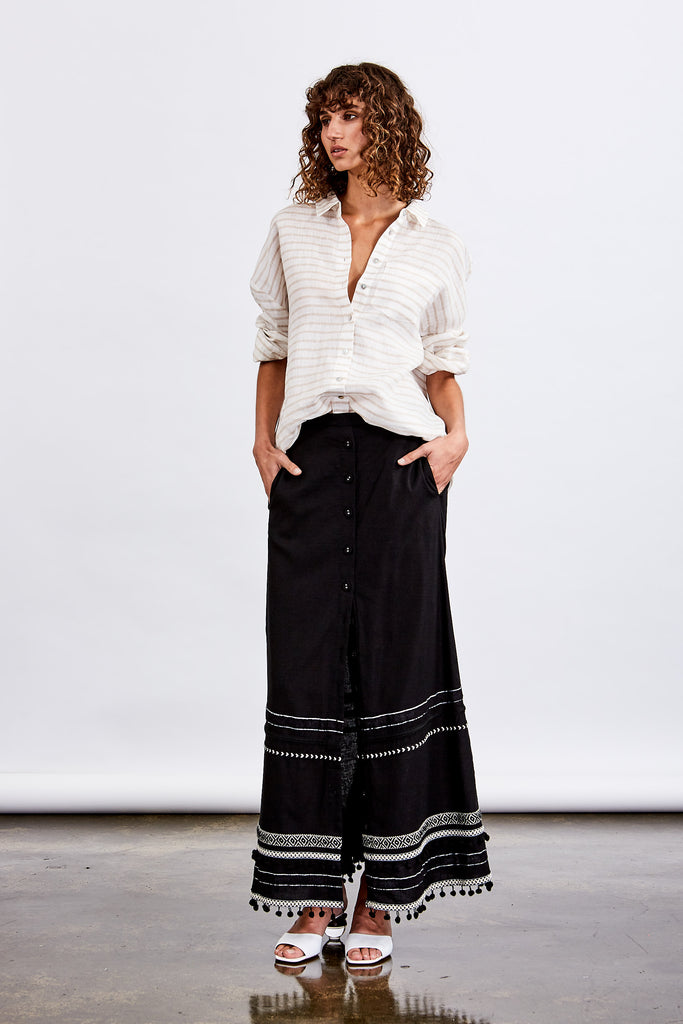 Recreation Maxi Skirt
