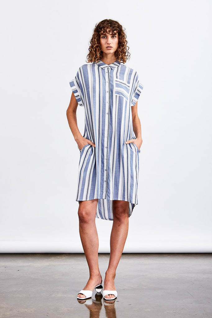 Escapade Shirt Dress