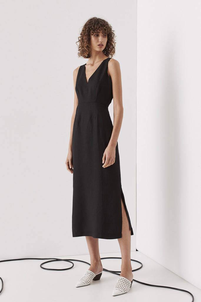 Toorak Dress - Black