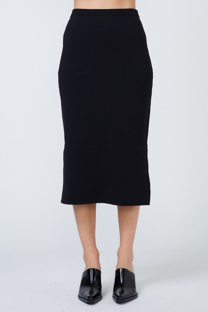 California Milano Knit Skirt
