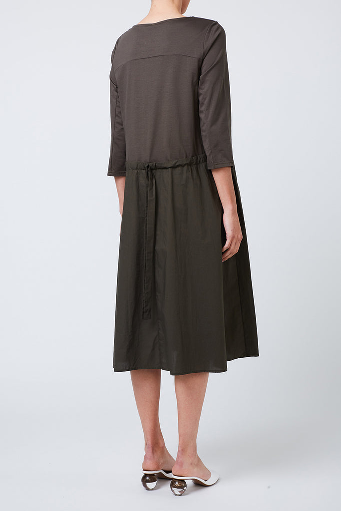 Assembly Dress (Khaki)