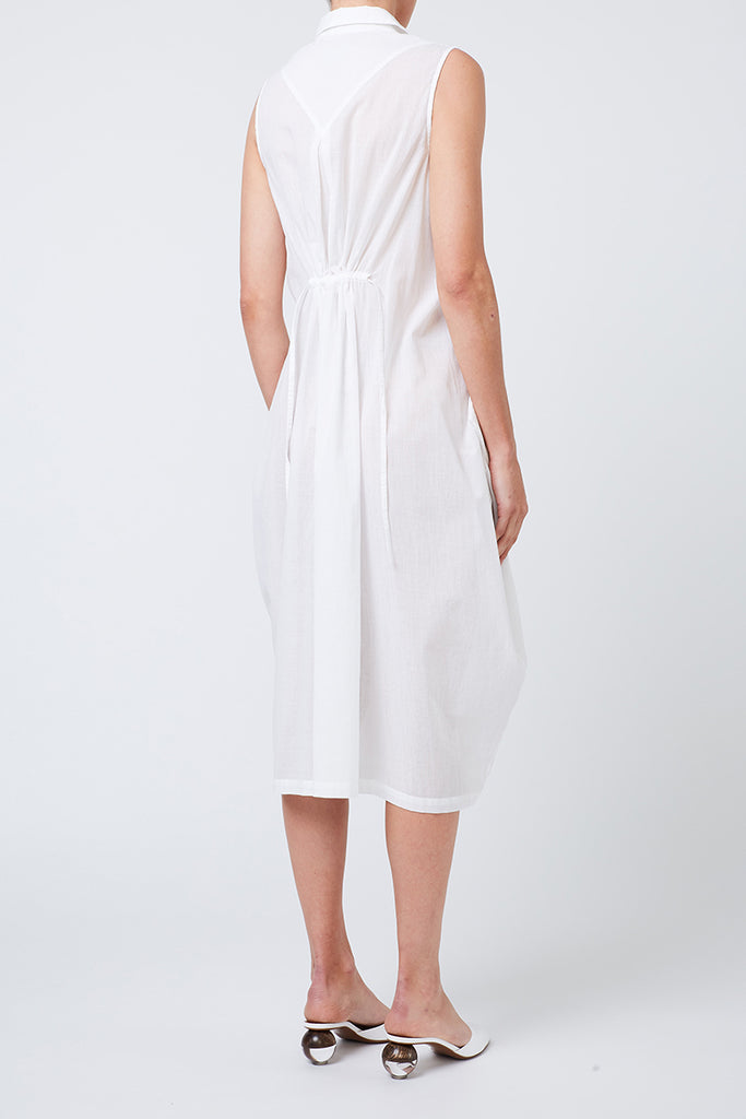 Light Source Dress (White)