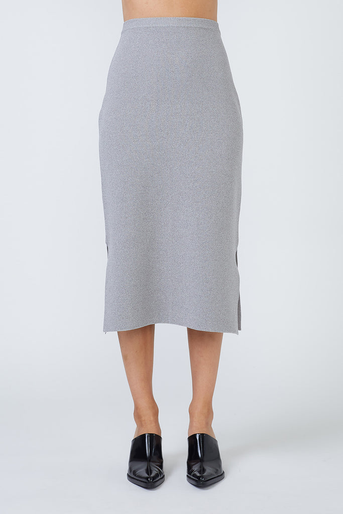 London Knit Skirt