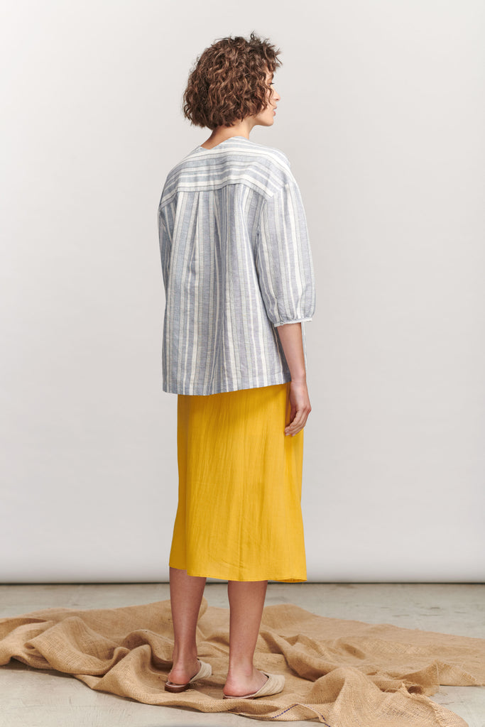Paris Skirt - Ochre