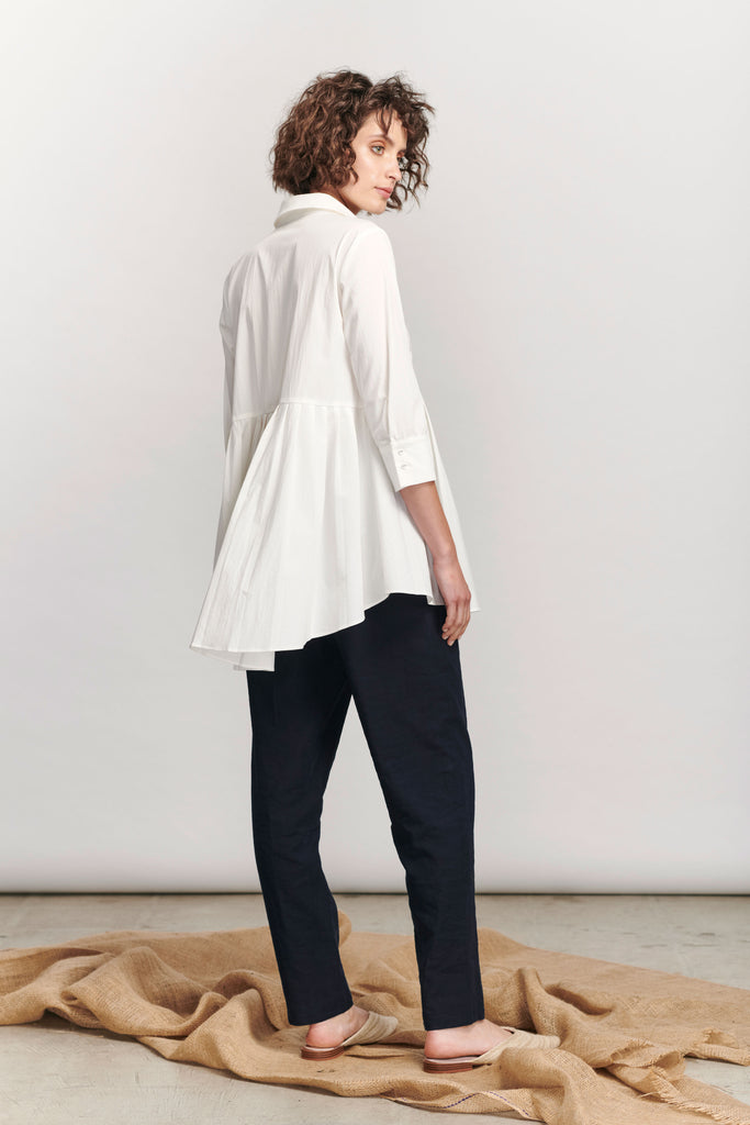 Avignon Pleat Shirt