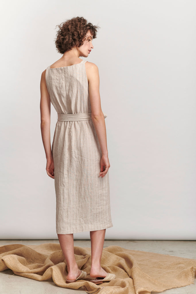 Rinae Dress - Natural