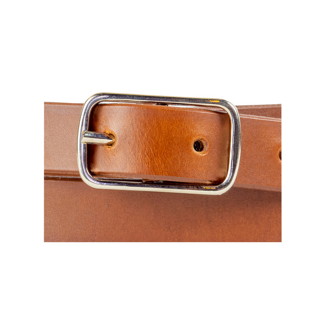 20mm Tan Leather Belt - Harrisson Australia