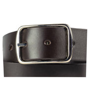 40mm Brown Leather Belt - Harrisson Australia